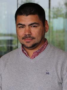 Camilo Berríos : Técnico de Soporte