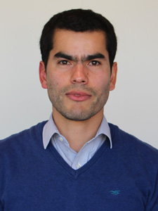 Víctor Duarte : Técnico de soporte