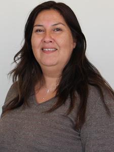 Andrea Navarrete : Asistente de laboratorios