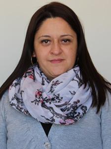 Gissel Gutiérrez : Asistente de laboratorios