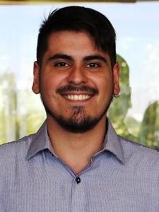 Mario Ignacio Palacios : Encargado audiovisual Complejo Luksic