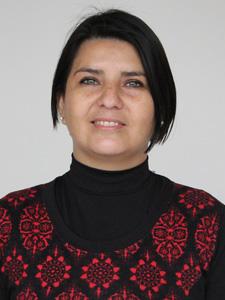 Jocelyn Fuentes : Analista de Proyectos