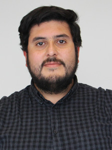 Luis Catalán : Encargado audiovisual salas