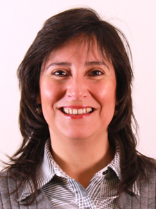 María Troncoso : Bibliotecaria