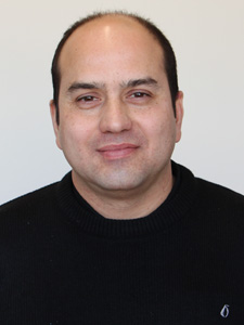 Mario Aguilera : Coordinador NOC