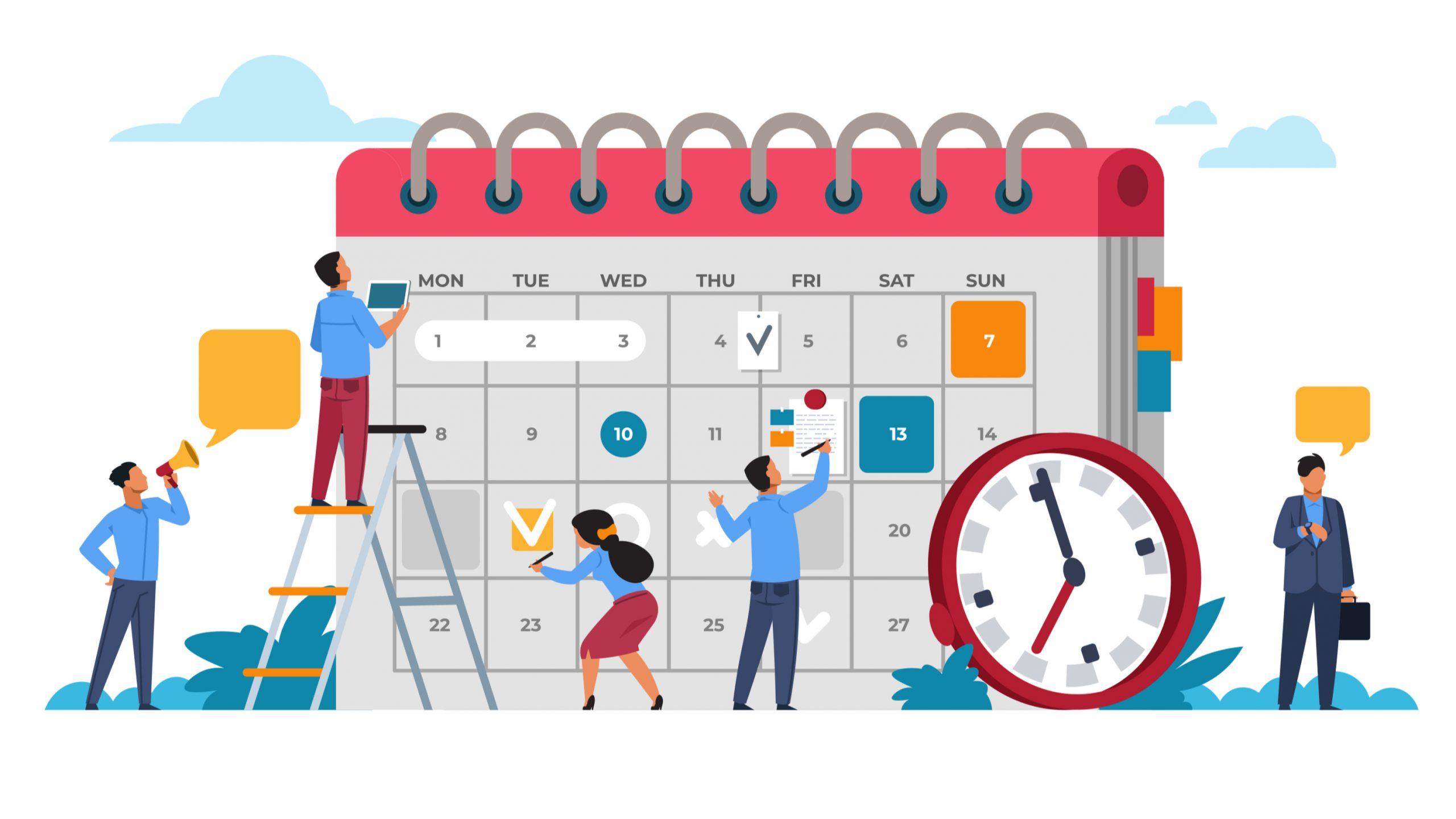Calendario de Remuneraciones