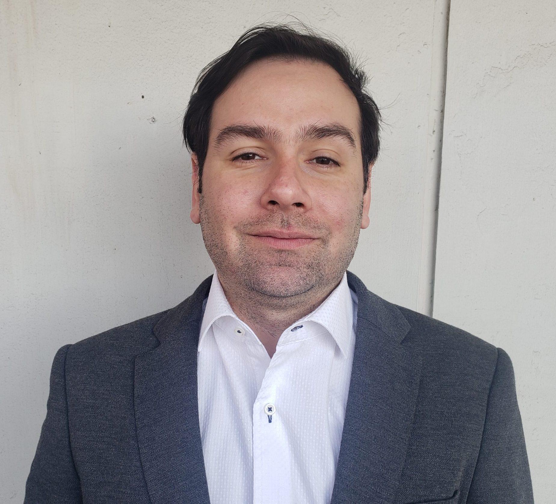 Mauricio Martinez : Jefe de Gestión Financiera