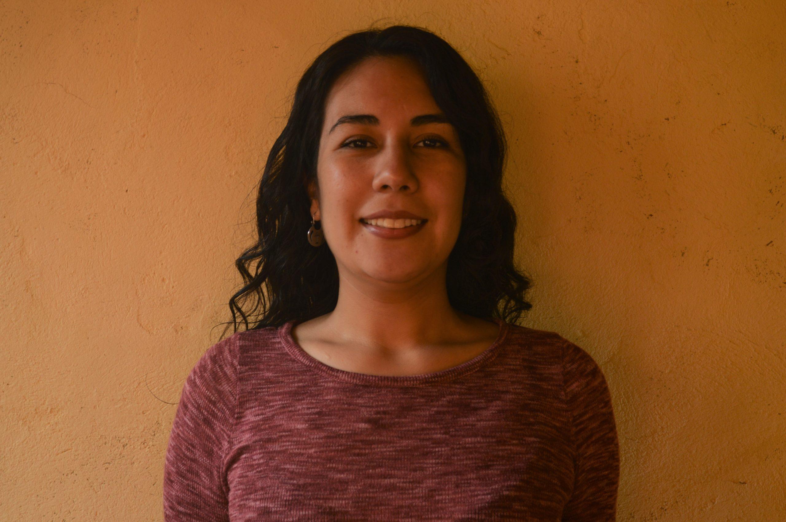 Daniela Jaque : Analista de proyectos